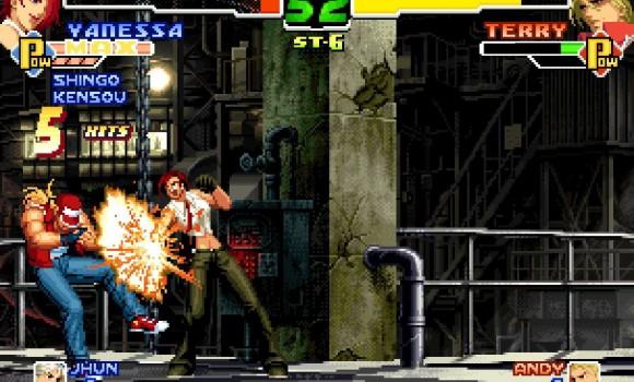 The King of Fighters 2000 Ekran Görüntüleri - 6