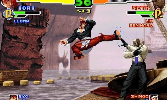 The King of Fighters 2000 Ekran Görüntüleri - 5