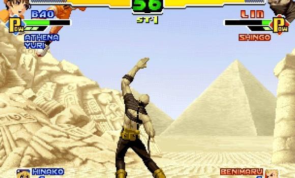 The King of Fighters 2000 Ekran Görüntüleri - 3