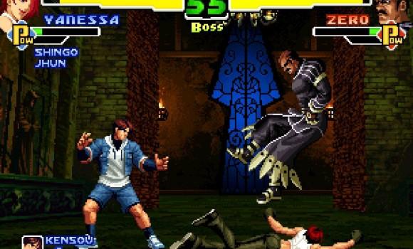 The King of Fighters 2000 Ekran Görüntüleri - 2