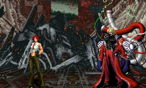 The King of Fighters 2002 Ekran Görüntüleri - 2