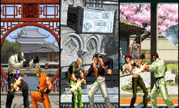 The King of Fighters 2002 Ekran Görüntüleri - 1