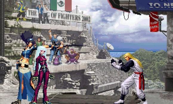 The King of Fighters 2002 Ekran Görüntüleri - 10