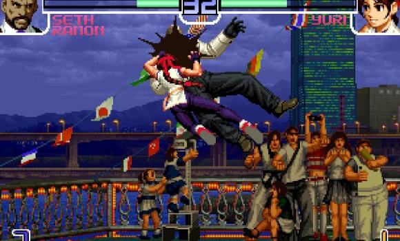 The King of Fighters 2002 Ekran Görüntüleri - 7