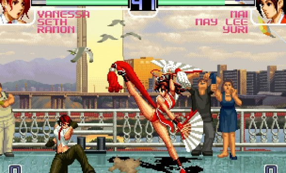 The King of Fighters 2002 Ekran Görüntüleri - 6