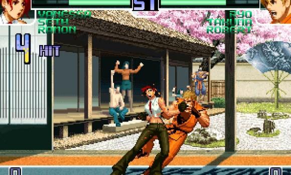 The King of Fighters 2002 Ekran Görüntüleri - 5