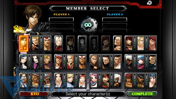 THE KING OF FIGHTERS 2012 Ekran Görüntüleri - 5