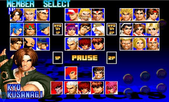 The King of Fighters '97 Ekran Görüntüleri - 5