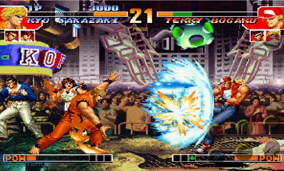 The King of Fighters '97 Ekran Görüntüleri - 3