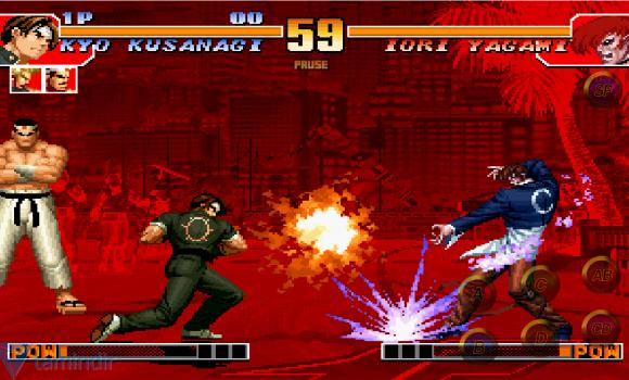 The King of Fighters '97 Ekran Görüntüleri - 1