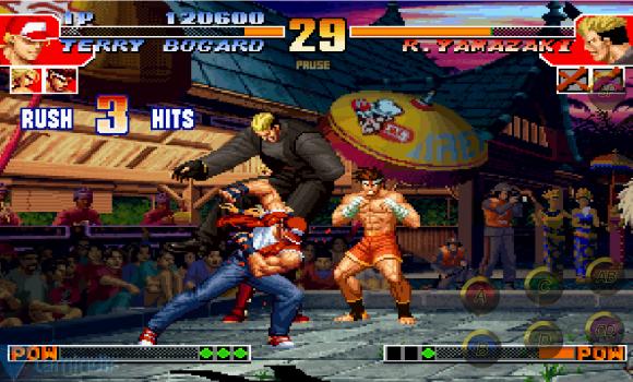 The King of Fighters '97 Ekran Görüntüleri - 4
