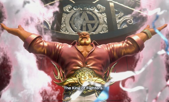 THE KING OF FIGHTERS XIV Ekran Görüntüleri - 10