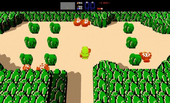 The Legend of Zelda Ekran Görüntüleri - 1