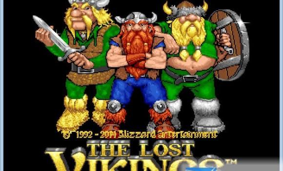 The Lost Vikings Ekran Görüntüleri - 3
