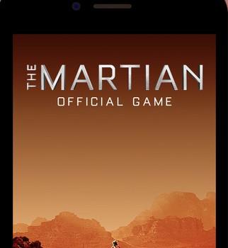 The Martian Ekran Görüntüleri - 5