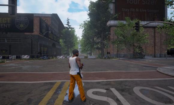 The Prison Game Ekran Görüntüleri - 11