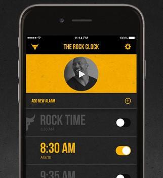 The Rock Clock Ekran Görüntüleri - 3