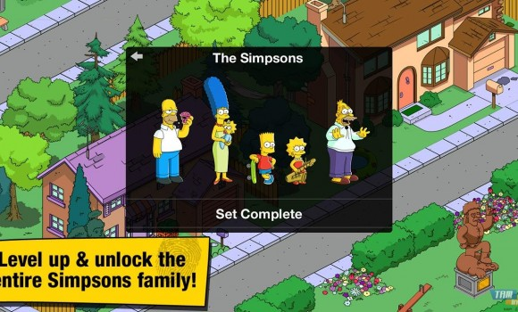 The Simpsons Tapped Out Ekran Görüntüleri - 1