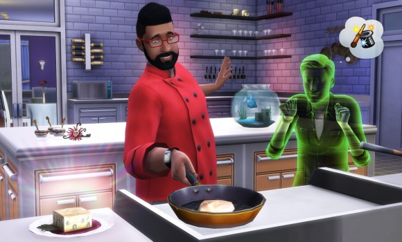 The Sims 4 Ekran Görüntüleri - 4