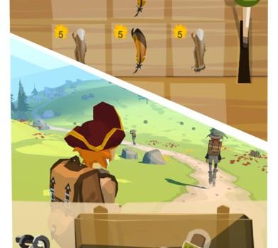 The Trail Ekran Görüntüleri - 1