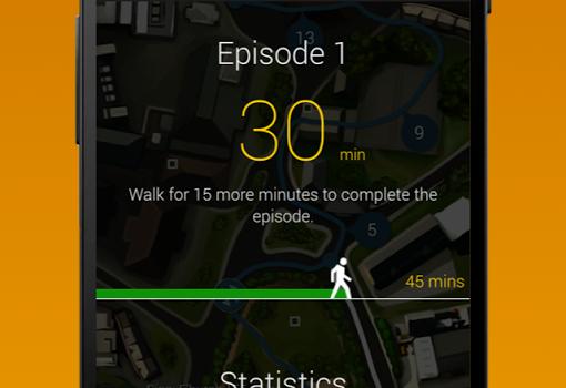 The Walk: Fitness Tracker Game Ekran Görüntüleri - 5