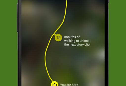The Walk: Fitness Tracker Game Ekran Görüntüleri - 4