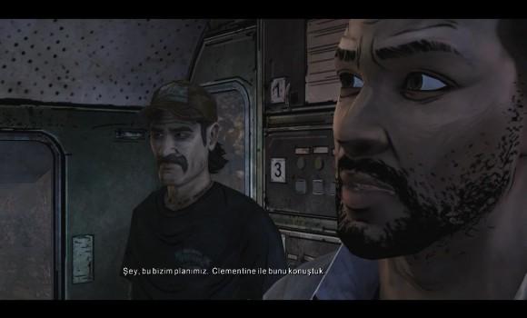 The Walking Dead 3. Bölüm Long Road Ahead Türkçe Yama Ekran Görüntüleri - 2