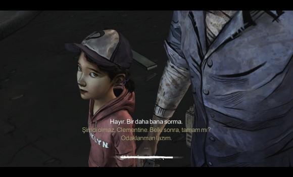 The Walking Dead 4. Bölüm Around Every Corner Türkçe Yama Ekran Görüntüleri - 2