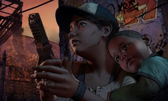 The Walking Dead: A New Frontier Ekran Görüntüleri - 10