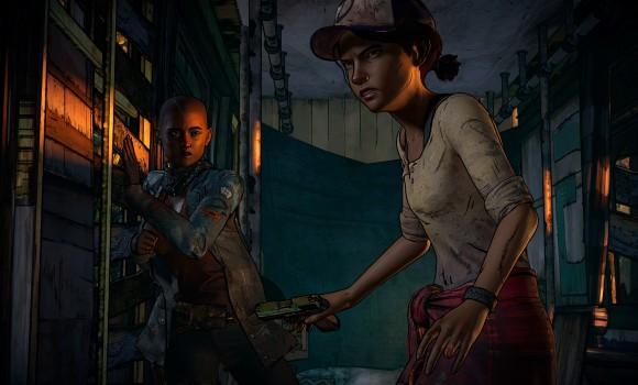 The Walking Dead: A New Frontier Ekran Görüntüleri - 2