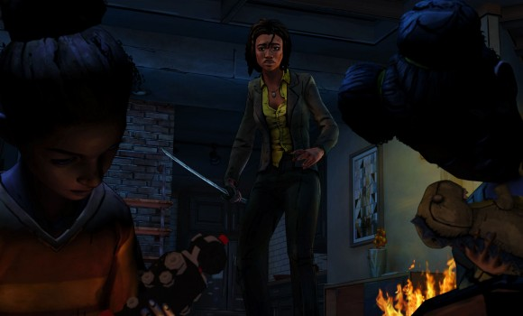 The Walking Dead: Michonne Ekran Görüntüleri - 6