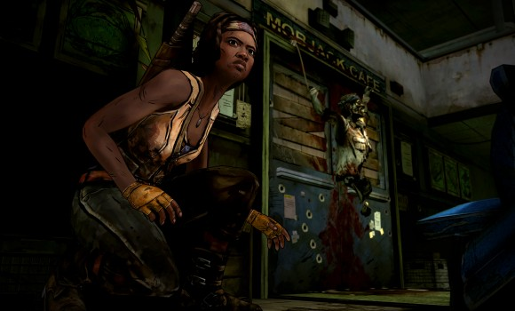The Walking Dead: Michonne Ekran Görüntüleri - 5