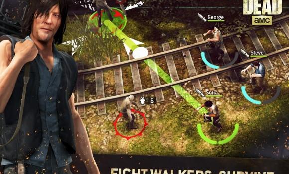 The Walking Dead: No Man's Land Ekran Görüntüleri - 8