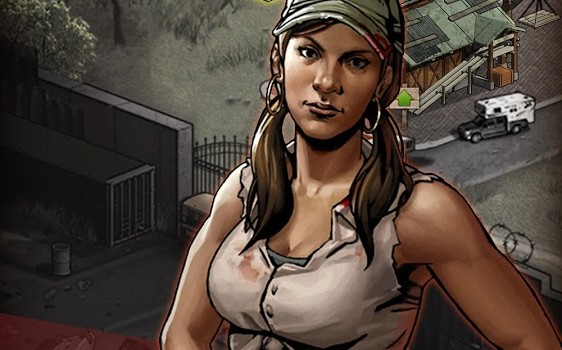The Walking Dead: Road to Survival Ekran Görüntüleri - 5
