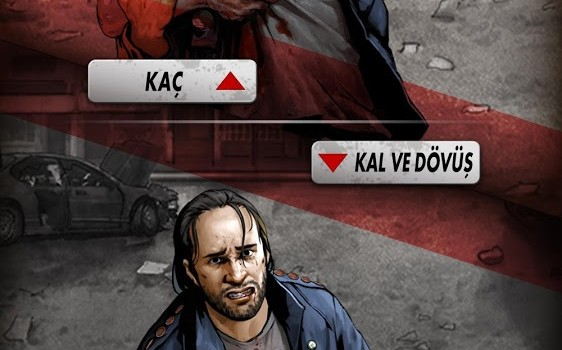 The Walking Dead: Road to Survival Ekran Görüntüleri - 4