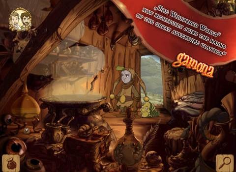 The Whispered World Special Edition Ekran Görüntüleri - 3