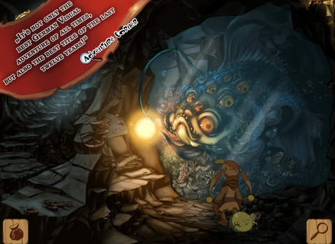 The Whispered World Special Edition Ekran Görüntüleri - 2
