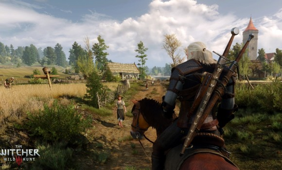 The Witcher 3 Türkçe Yama Ekran Görüntüleri - 1