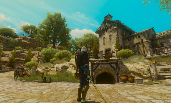 The Witcher 3: Wild Hunt - Blood and Wine Ekran Görüntüleri - 11