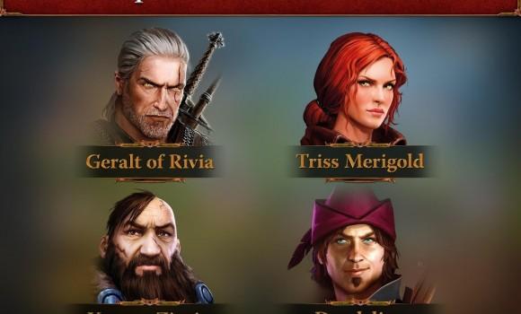 The Witcher Adventure Game Ekran Görüntüleri - 1
