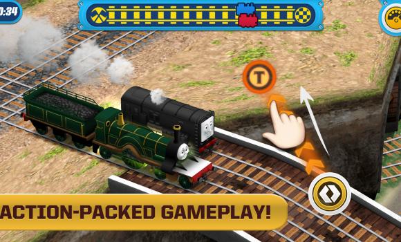 Thomas & Friends: Race On! Ekran Görüntüleri - 5