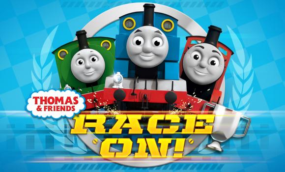Thomas & Friends: Race On! Ekran Görüntüleri - 1