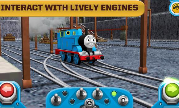 Thomas & Friends: Race On! Ekran Görüntüleri - 3