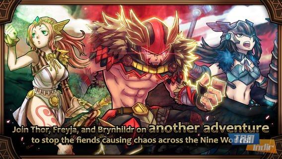 Thor: Champions of Asgard Ekran Görüntüleri - 5