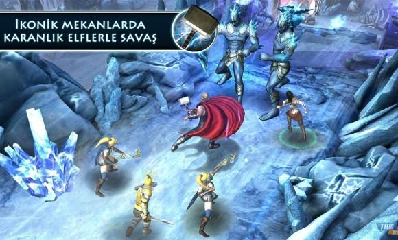 Thor: Karanlık Dünya Ekran Görüntüleri - 3