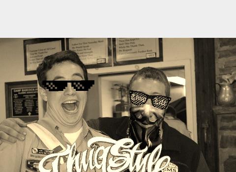 Thug Life Photo Editor Ekran Görüntüleri - 3