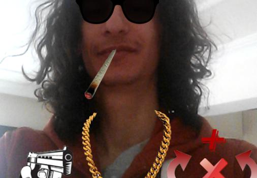 Thug Life Photo Maker Ekran Görüntüleri - 1