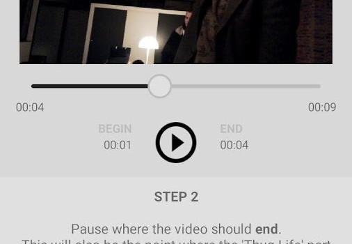 Thuglife Video Maker Ekran Görüntüleri - 6