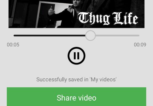 Thuglife Video Maker Ekran Görüntüleri - 2