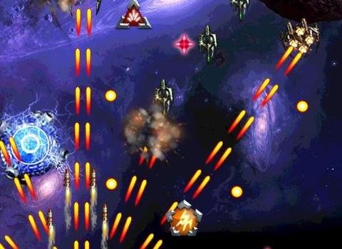 Thunder Fighter 2048 Ekran Görüntüleri - 5